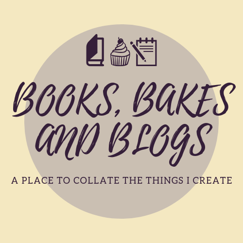 Books, Bakes, and Blogs